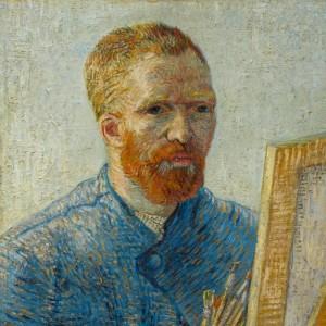 Zelfportret, 1888